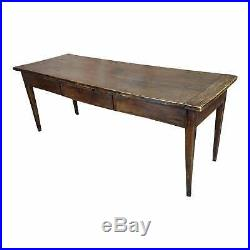 19th century early Country French & Farm Dining Table c1800s