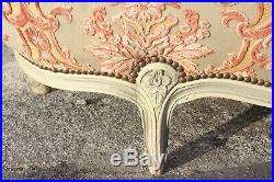 Antique French Corbeille Bed Frame