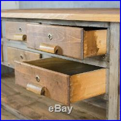 Antique, French Counter/display, Cupboard