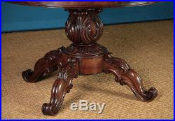 Antique French Marble Top Gueridon Centre Table c. 1840