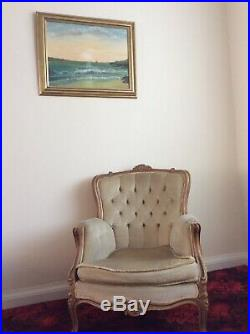 Antique Vintage Two French Louis style Chairs