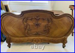 Beautiful Antique 20th Century Bed Frame