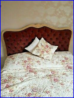 Beautiful French Corbielle Bed Now reduced