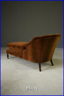 Bronze Chaise Longue Vintage French Day Bed
