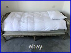 Day bed or French Louis XV original with Norris bedding made to measure