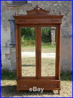 French Henri II Armoire C1900 (HS61)