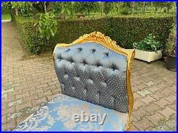 French Louis XVI Style Love Seat/Settee/Sofa