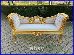 French Louis XVI Style Settee/Bench/Sofa