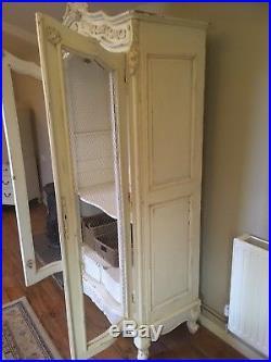 French Wardrobe Armoire