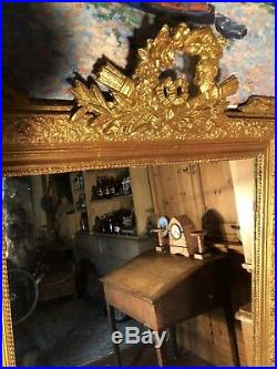 French antique mirrors