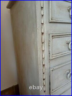 French, grey, rustic, distressed sideboard/dresser