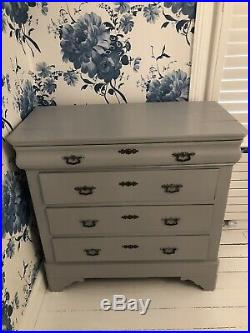 Gorgeous Large Antique Drawers, French. Refurbished