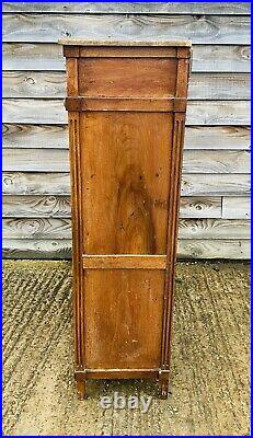 LOVELY ANTIQUE 19th CENTURY FRENCH OAK ORMOLU MOUNTED SECRETAIRE, C1900