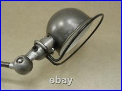 Lamp bauhaus articulating light french industrial space age jielde desk sconce