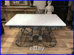 Large French Butchers Table