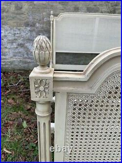 Louis XVI Reproduction french Painted 5 Bed