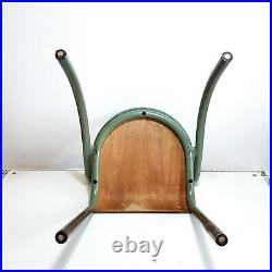 Pair of 1940s Jacques Hitier Mobilor Child's Chairs Mid-Century Modern, French