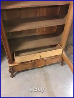 Reproduction Armoire, linen press, cupboard, wardrobe french style