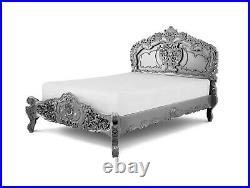 Rococo Bed all sizes and colours in stock Off RRP £999 French Hand Made
