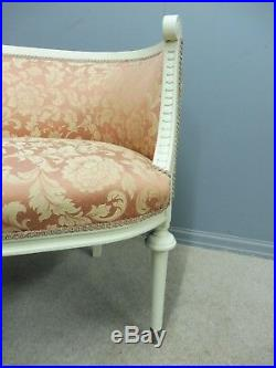 Small French Painted Sofa Circa 1920