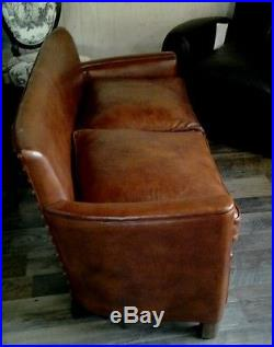 Sofa Art Deco French Antik