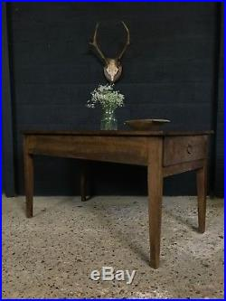 Stunning Antique French Country Farmhouse Kitchen Dining Table
