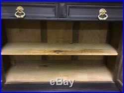 Stunning French Henri Style Antique Dresser/ Linen Cupboard