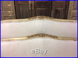 Stunning French Recovered King Bed, Antique, Vintage