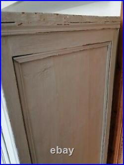 Stunning Vintage French cupboard/armoire