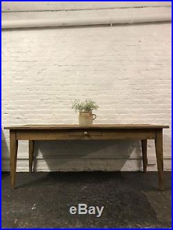 Superb Antique French Country Farmhouse Kitchen Dining Table