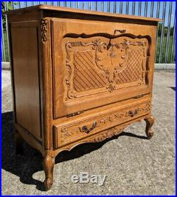 Vintage French Louis XIV Chest of Drawers / Sideboard / Cabinet