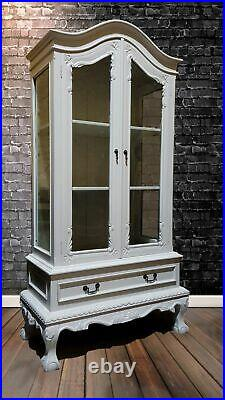 Vintage French Style Louis Armoire