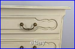 Vintage French shabby chic Louis XVI Chest of Drawers / Sideboard